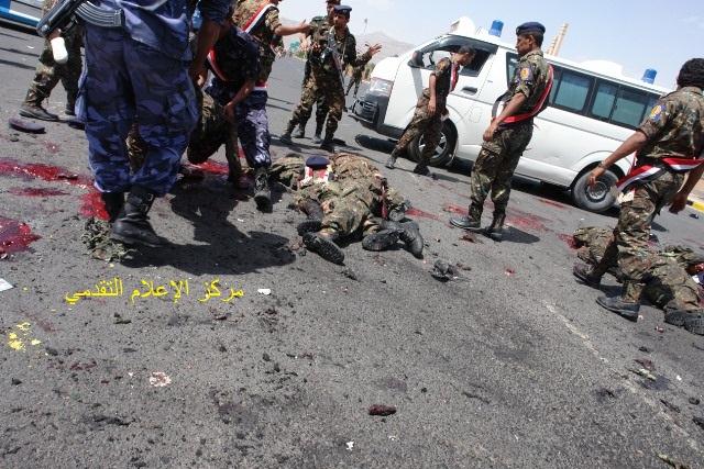 صور شهداء الامن المركزي بمجزرة ميدان السبعين